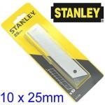 STANLEY MAKET BIC.YEDEGI 110X25mm 10X1 PK. (0-11-325)
