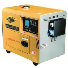 Kama KDG7000TS Dizel Jeneratör 5 kVA Otomatik