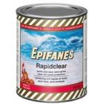 Epifanes Rapid Clear Saten Vernik 750ml.